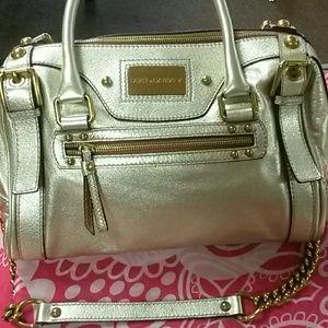 Dolce & Gabbana gold purse